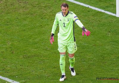 """Un """"thriller"""" et du """"soulagement"""" pour Manuel Neuer"""