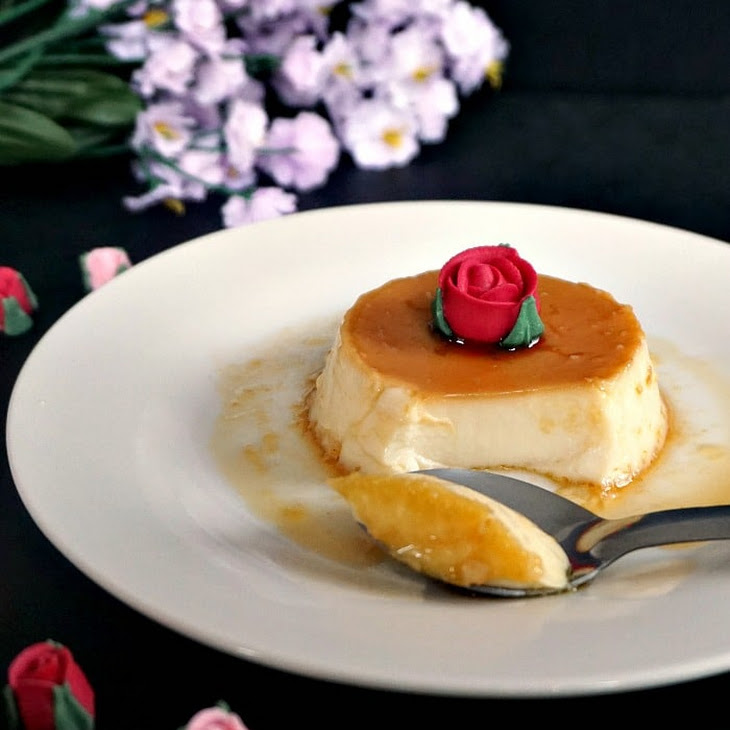 No-Fail Flan Recipe without Condensed Milk Recipe