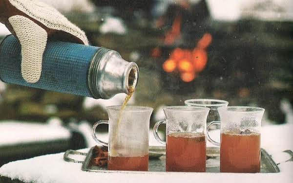 Apple Spiced Bourbon Toddy's Recipe