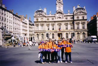 Photo: Copa Saporta Lyon 2002