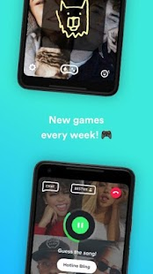 Tribe - Group games & video calls- screenshot thumbnail
