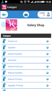 Valery Shop- screenshot thumbnail