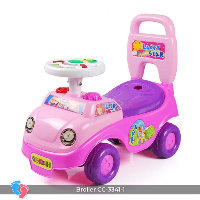 Xe chòi chân đồ chơi Broller CC-3341-1 2