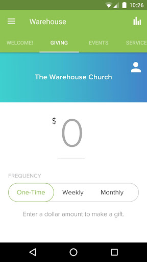 The Warehouse Church App 3.8.0 screenshots 2