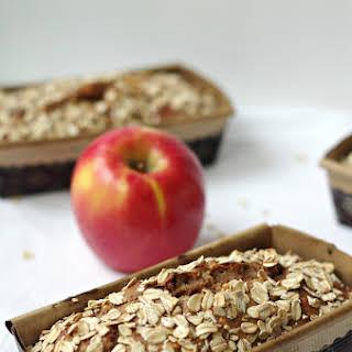 Apple Cinnamon Oatmeal Bread.