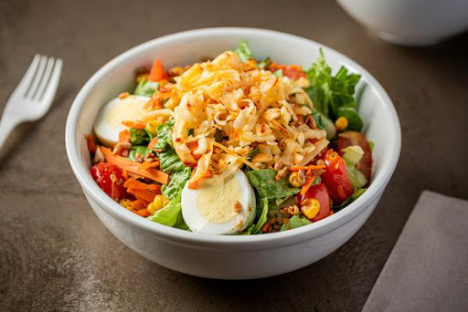 Smoked Cheddar Cobb Salad