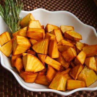 Fried Breadfruit.