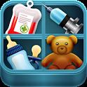Pedi Safe Medications icon