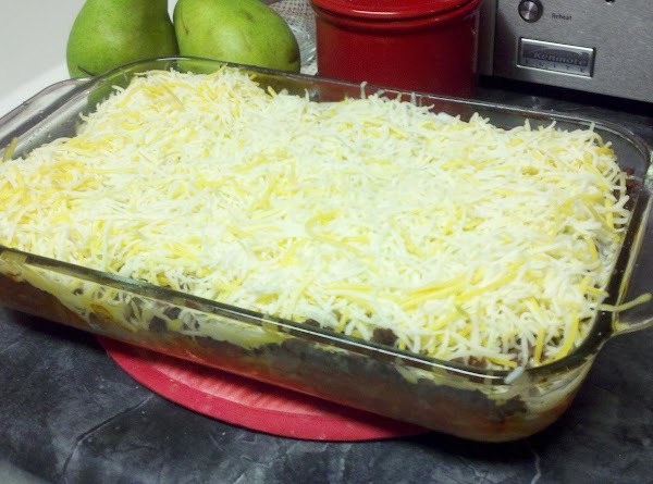 Bake 30-40 minutes, until potatoes are done. Top with the grated cheese, return to...