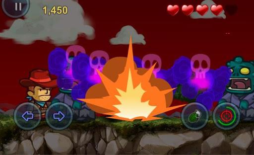 無料动作AppのZombie Hunter Frontline War|記事Game