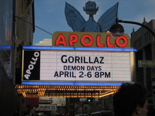 Photo The Apollo Theater