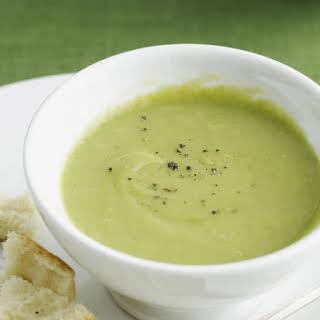 Velvet Pea Soup.