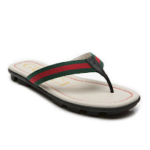 Gucci Leather Thong Flip Flop SLIDE
