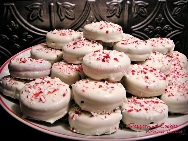 Easy Peppermint Cookies Recipe