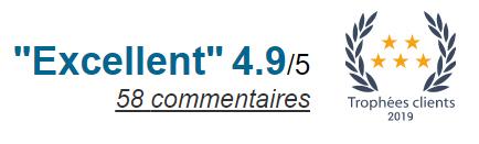 Avis clients Gîtes de France 2019