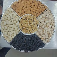 Apricot Dryfruits Seeds Nuts And Chocolate photo 3