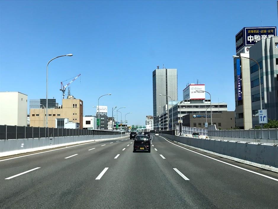 愛知県名古屋市 新名神道路