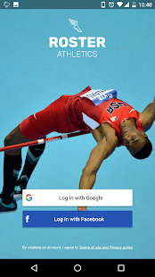Roster Athletics Track & Field- screenshot thumbnail