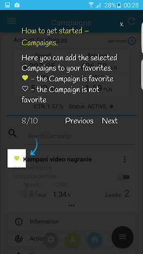 Ads Manager for Facebook 1.0.7 screenshots 6
