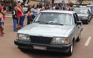 Chevrolet Opala Diplomata Rent Minas Gerais