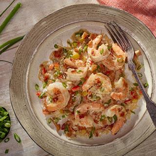 Bacon-Jamaican Shrimp.