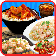Chinese Rice - Kids Cooking