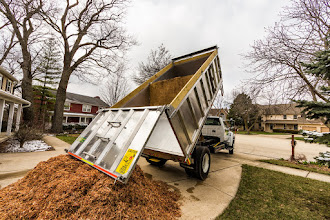 Photo: Wheaton Mulch Delivery