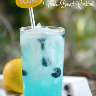 Ocean Breeze Vodka Cocktail.