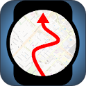 Watch Routes icon