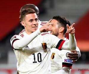 Thorgan Hazard en confiance, malgré une saison compliquée