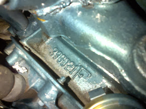 Photo: 455 engine casting number correct for car
