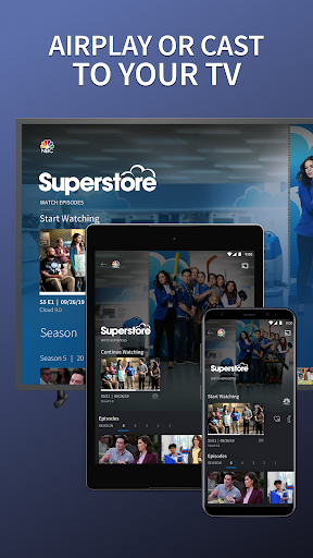 The NBC App - Stream Live TV and Episodes for Free screenshot 5