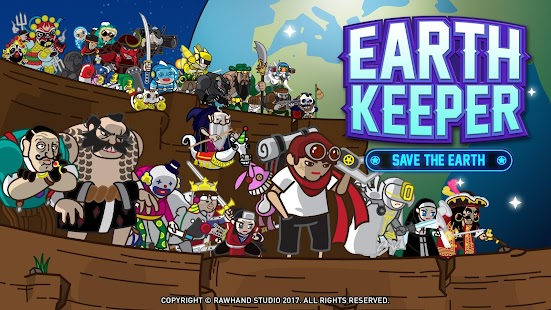 EarthKeeper2 - náhled