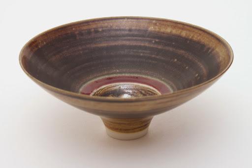 Peter Wills Ceramic Bowl 062
