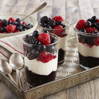 Mascarpone Berry Cheesecake