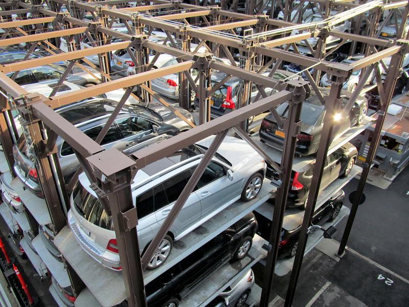 Photo: Car park on 20th Street