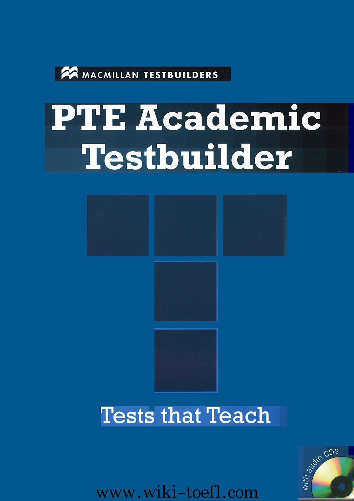 Books for pte exam - Academic testbuilder