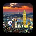 Travel to Seoul icon