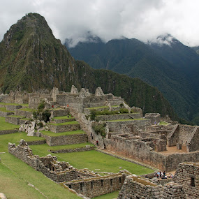 Machupicchu 1 by Benny Berget - Buildings & Architecture Public & Historical (  )