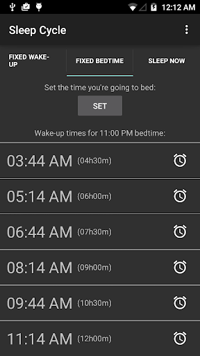 Sleep Cycle 1.3.8 screenshots 2