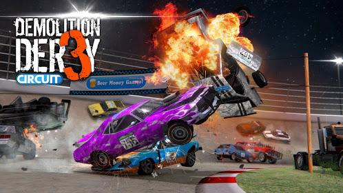 Demolition Derby 3 мод