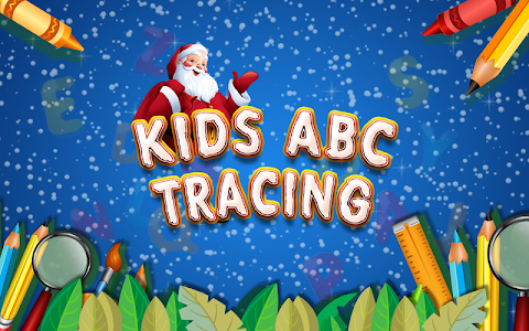 Kids ABC Tracing and Alphabet Writing 이미지[1]