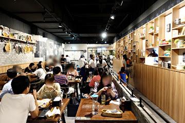 薄多義Bite 2 Eat 義式手工披薩 台北環球南港車站店