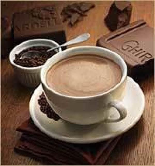 Grown Up Hot Chocolate Recipe