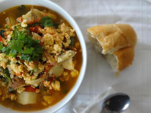 Egg Stew Recipe