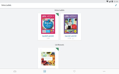 App Lidl - Offers & Leaflets APK for Windows Phone