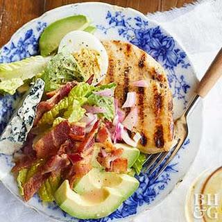 Cobb Salad Grilled Chicken Recipe