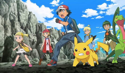 Pokémon TV- screenshot thumbnail