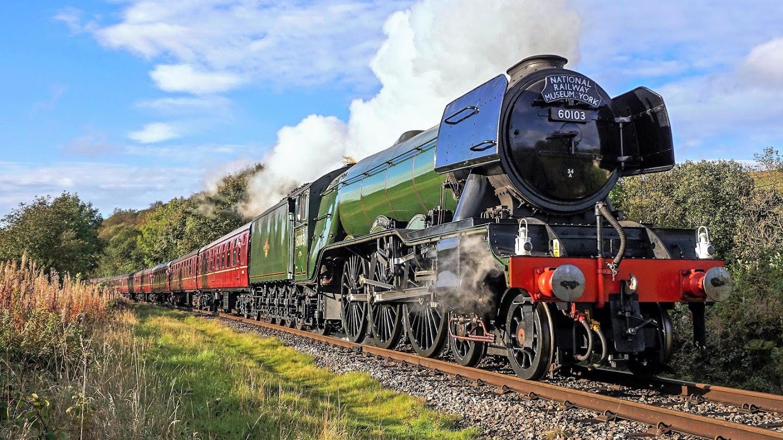 Watch Scotland's Scenic Railways live