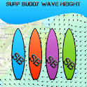 Surf Buddy Wave Height icon